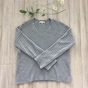 Oak + Fort Oversized knit sweater